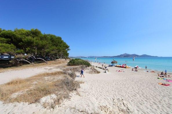 Playa de Muro 3