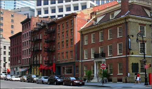 fraunces tavern block
