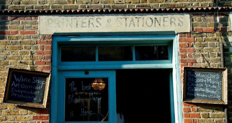 Printers and Stationers
