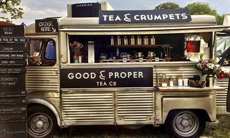 Good and Proper tea, kickstarter