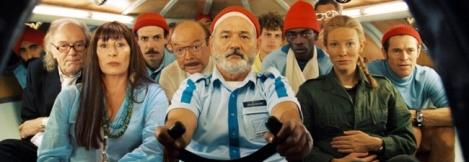 Wes Anderson - actores