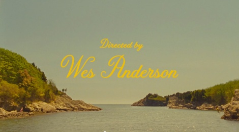 Wes Anderson - credits