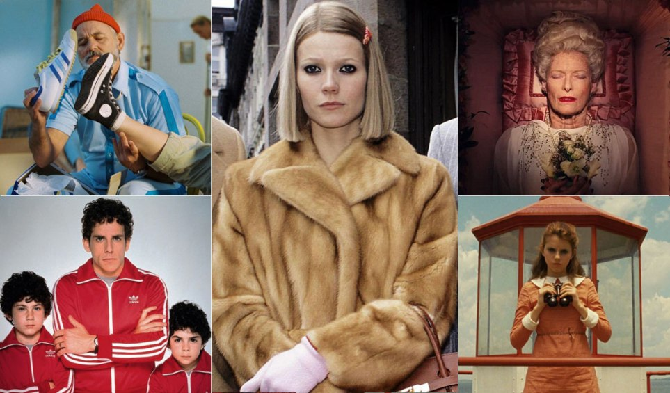 Wes Anderson - fashion
