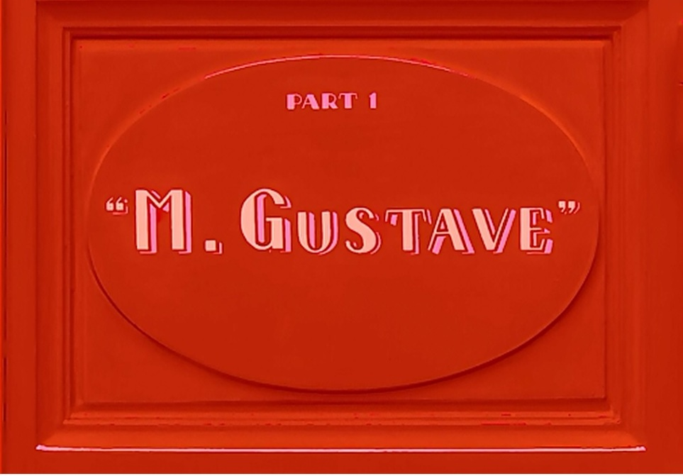 Wes Anderson - Gustave