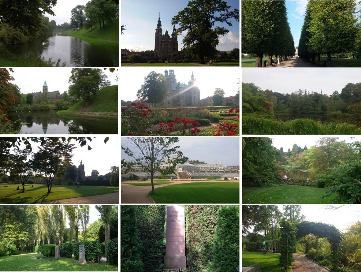 Copenhagen Parks