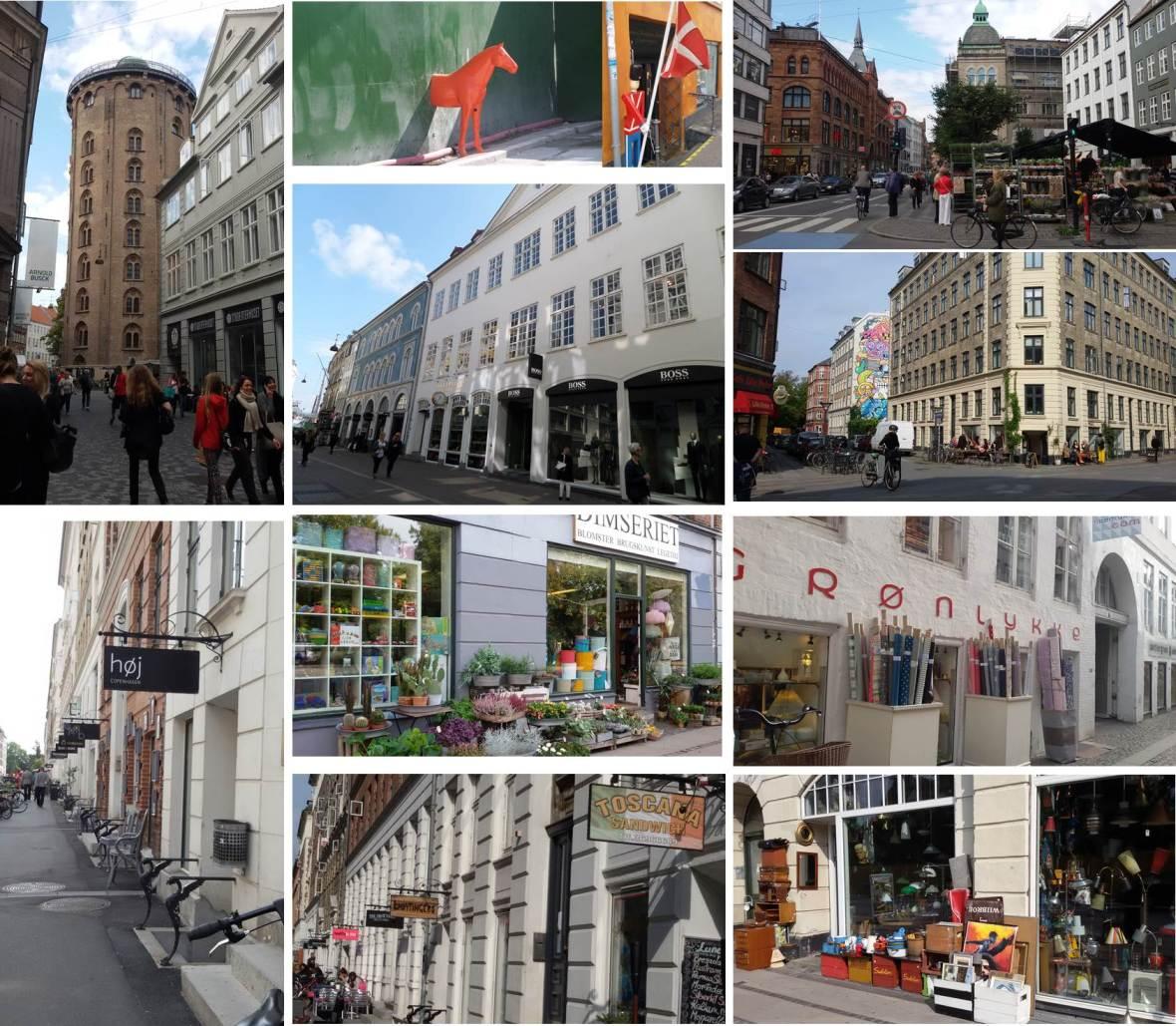 Copenhagen Streets