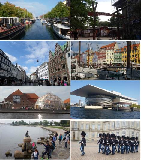 Copenhagen tourism