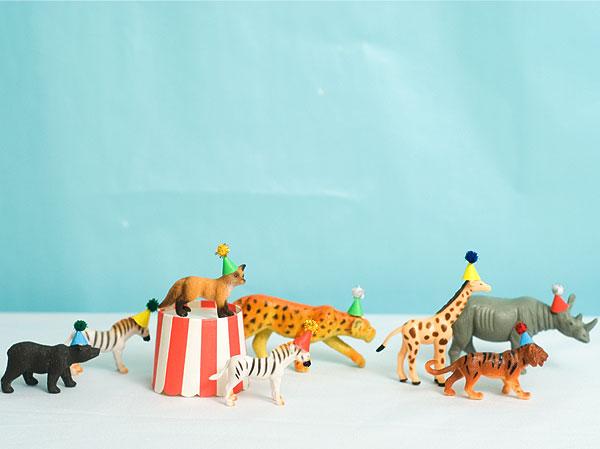 Animales circo