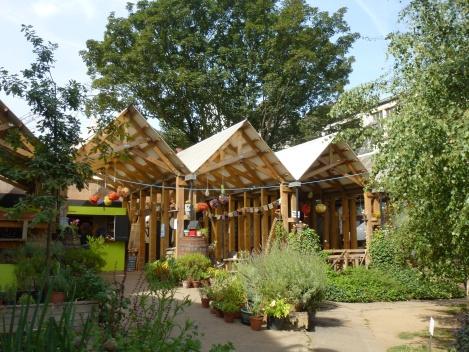 Dalston Garden 2