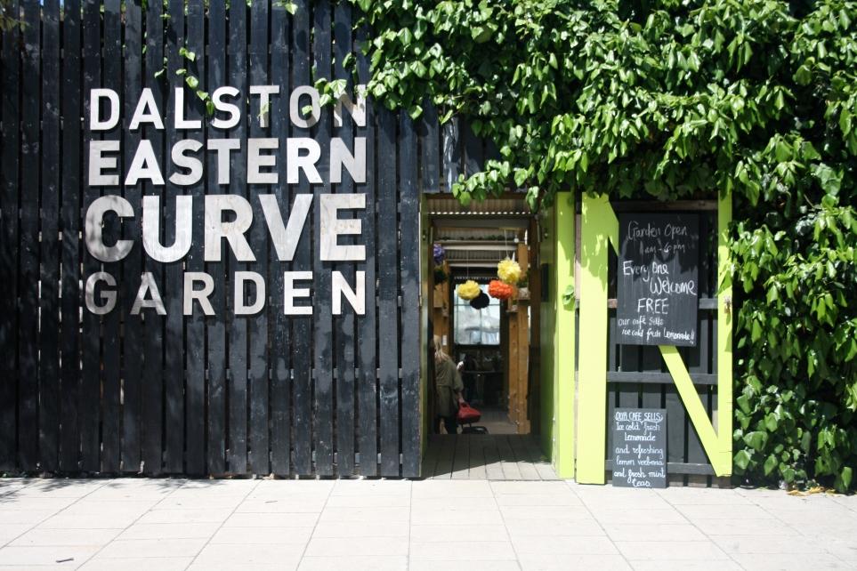 Dalston Garden 5