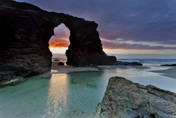 Playa Catedrales 5