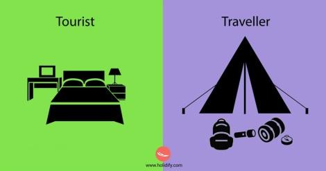 Tourist vs Traveller4