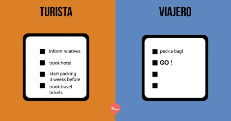 Tourist vs Traveller5