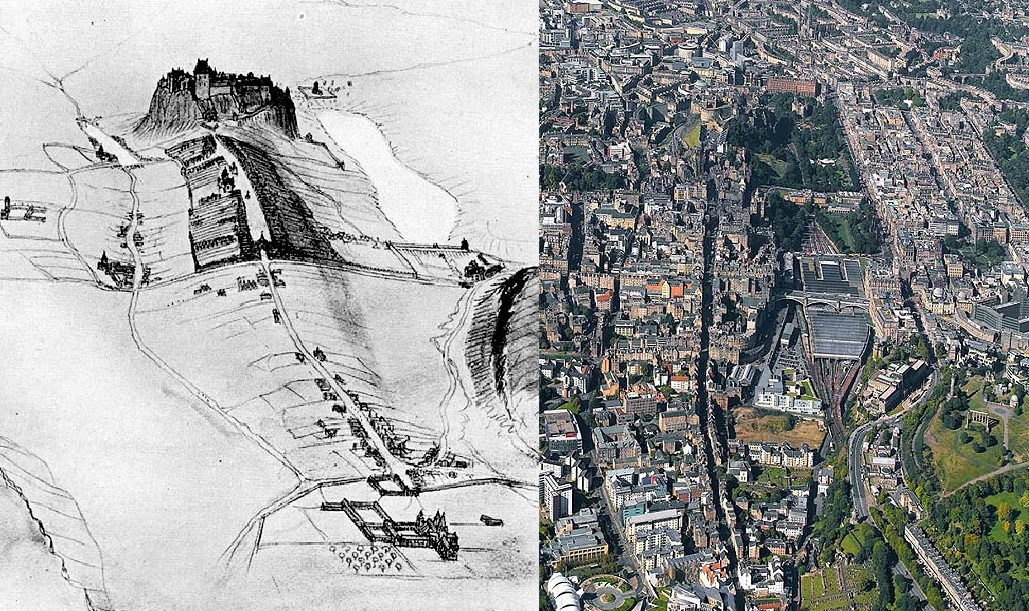 edinburgh-topography