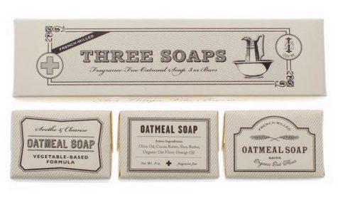 three-soaps